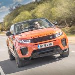 New Land Rover Evoque Convertible – a view from Chris Adamson