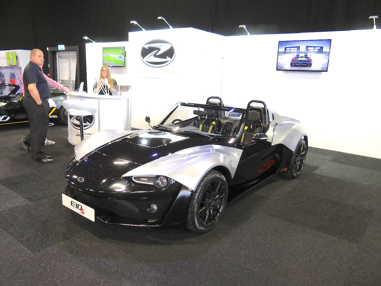 Wheels Alive The New London Motor Show - Xenos sports cars