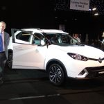 Wheels-Alive News – New MG Sports Utility Revealed