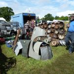 Beaulieu 23rd Spring Autojumble, 2016 – Showers to endure and sunshine to enjoy!