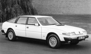 The SD1 (introduced in July 1976) made most rivals look old-fashioned.