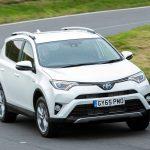 Toyota RAV4 Hybrid Road Test