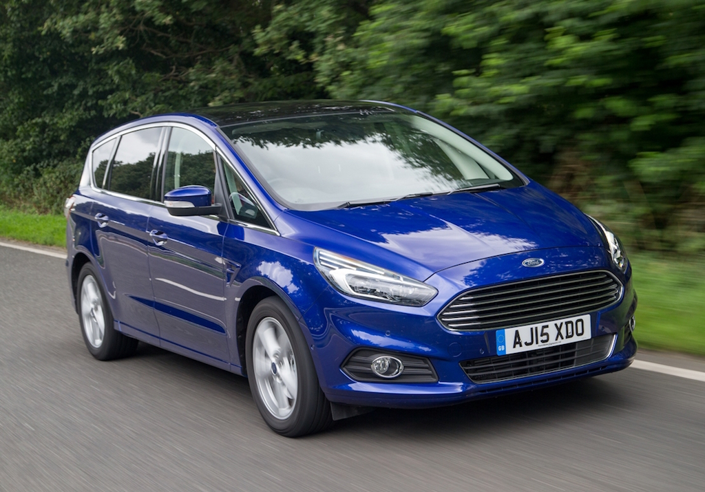 Ford S-Max All Wheel Drive Seven Seater Road Test – Wheels ...