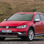 Volkswagen Golf Estate Alltrack Road Test