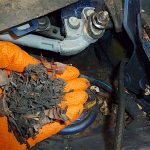 Kim's Tips – Removing Debris from Car Bodywork Areas Normally Enclosed and Inaccessible