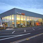 Amazing New Audi Centre Opens in Dorset