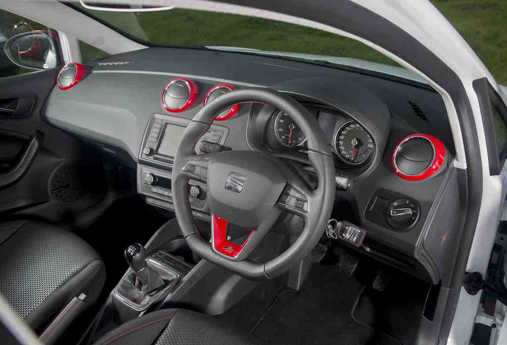 SEAT new Ibiza cockpit copy