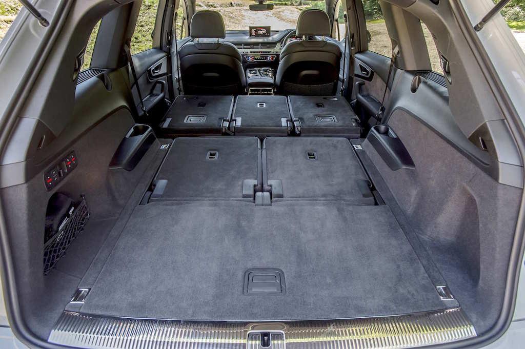 Audi Q7 boot copy