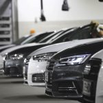 Audi Customers in Poole Take Advantage of a New Registration, a New Centre and a New Event