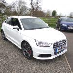 Audi S1 2.0 TFSI quattro Road Test