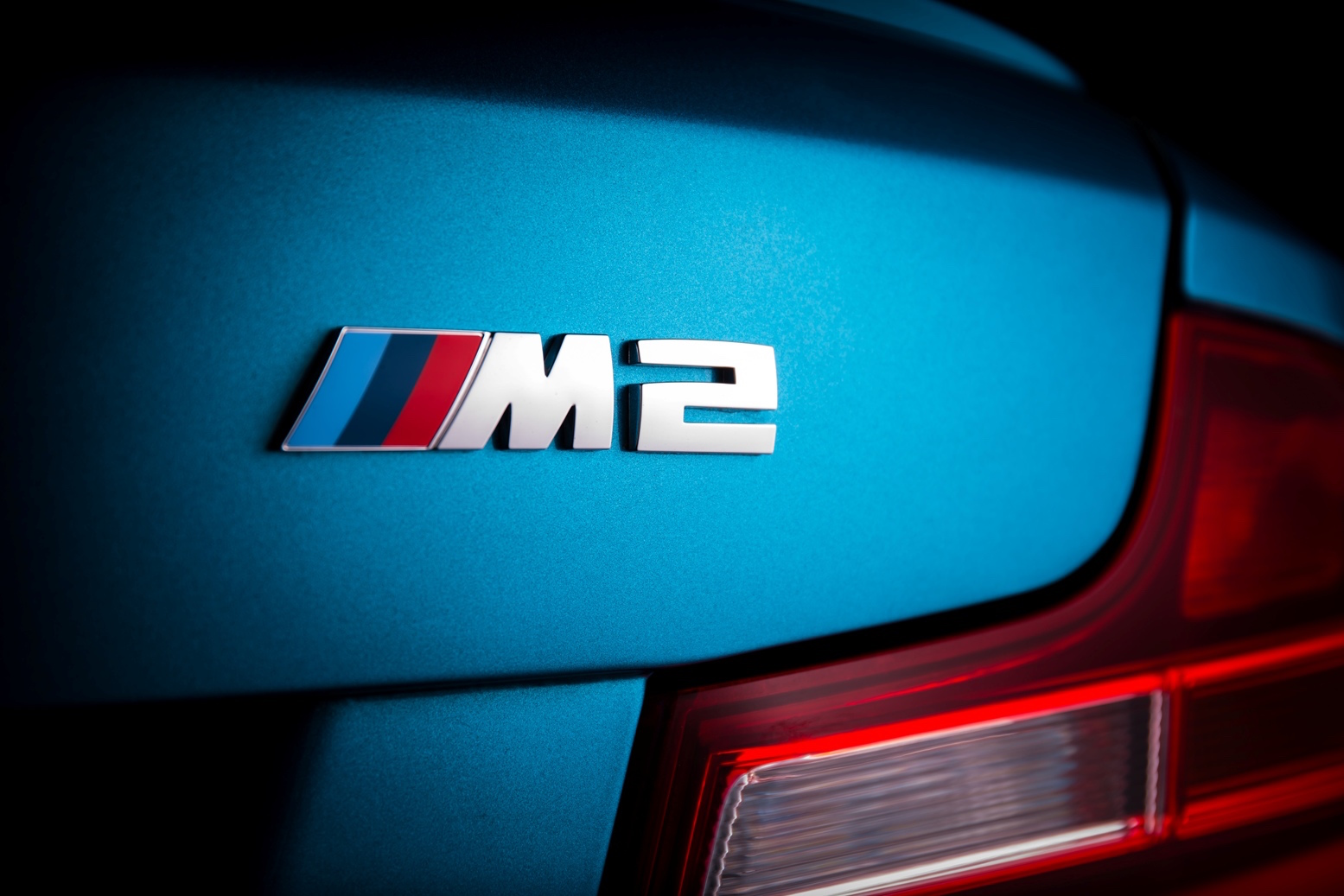BMW M2 coupe - latest must-have M logo copy