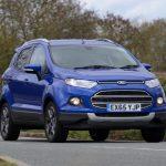 Road Test – Ford EcoSport Titanium 1.5 TDCi