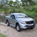 Mitsubishi L200 (Series 5) Club Cab 4Life Pick-up Road Test
