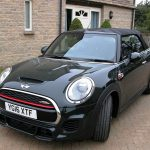 MINI John Cooper Works Convertible Road Test