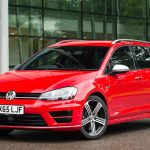 VW Golf Estate R Road Test