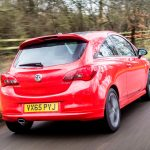 Vauxhall Corsa Red 1.4T Road Test