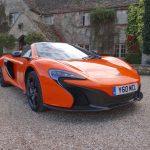 McLaren 650S Spider Road Test