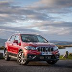 Suzuki SX4 S-Cross – Revised Models for 2017 – First Impressions