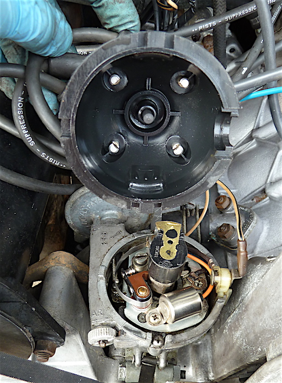 Is the ignition system in good condition?