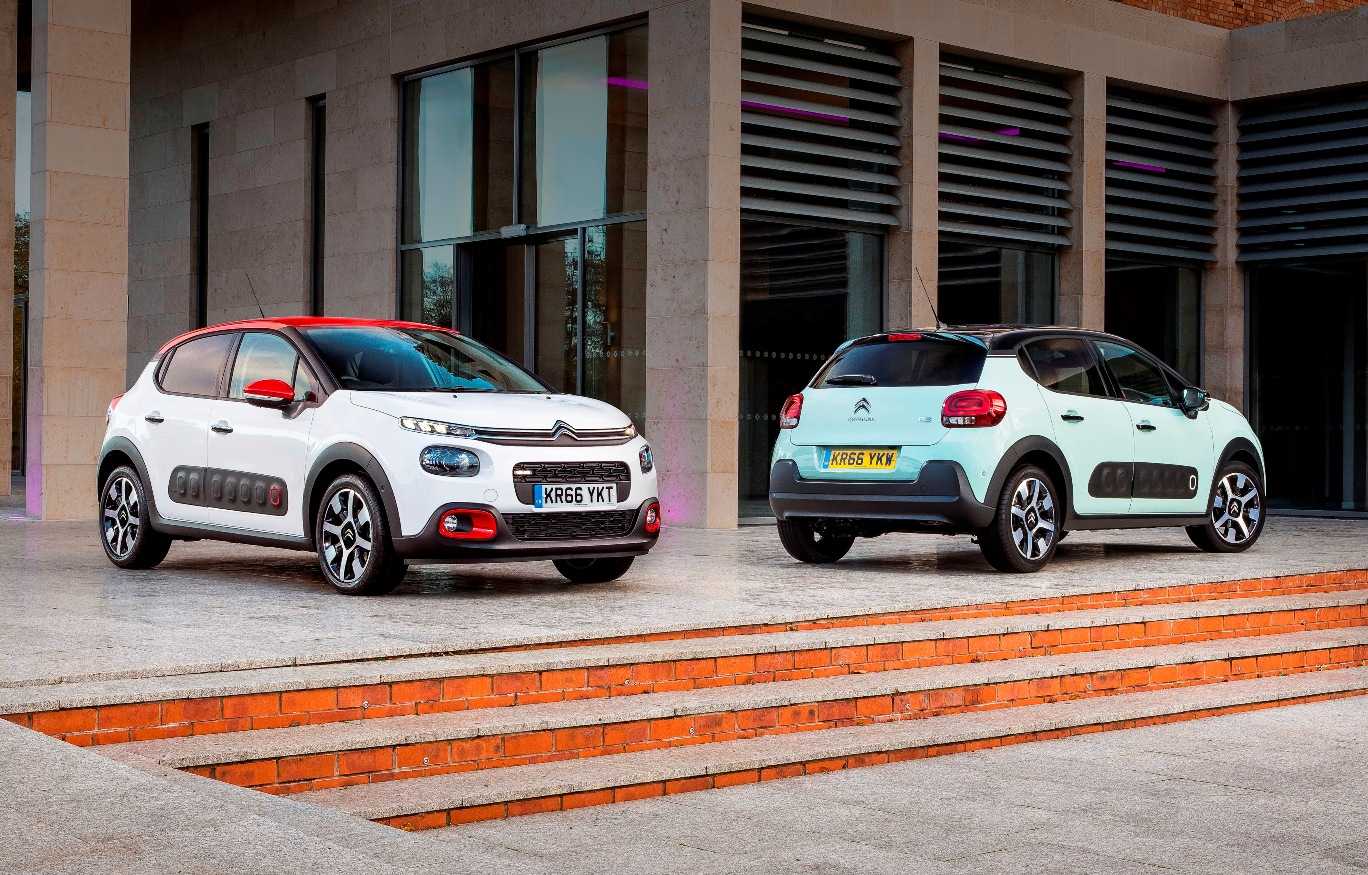 citroen-c3-front-and-rear