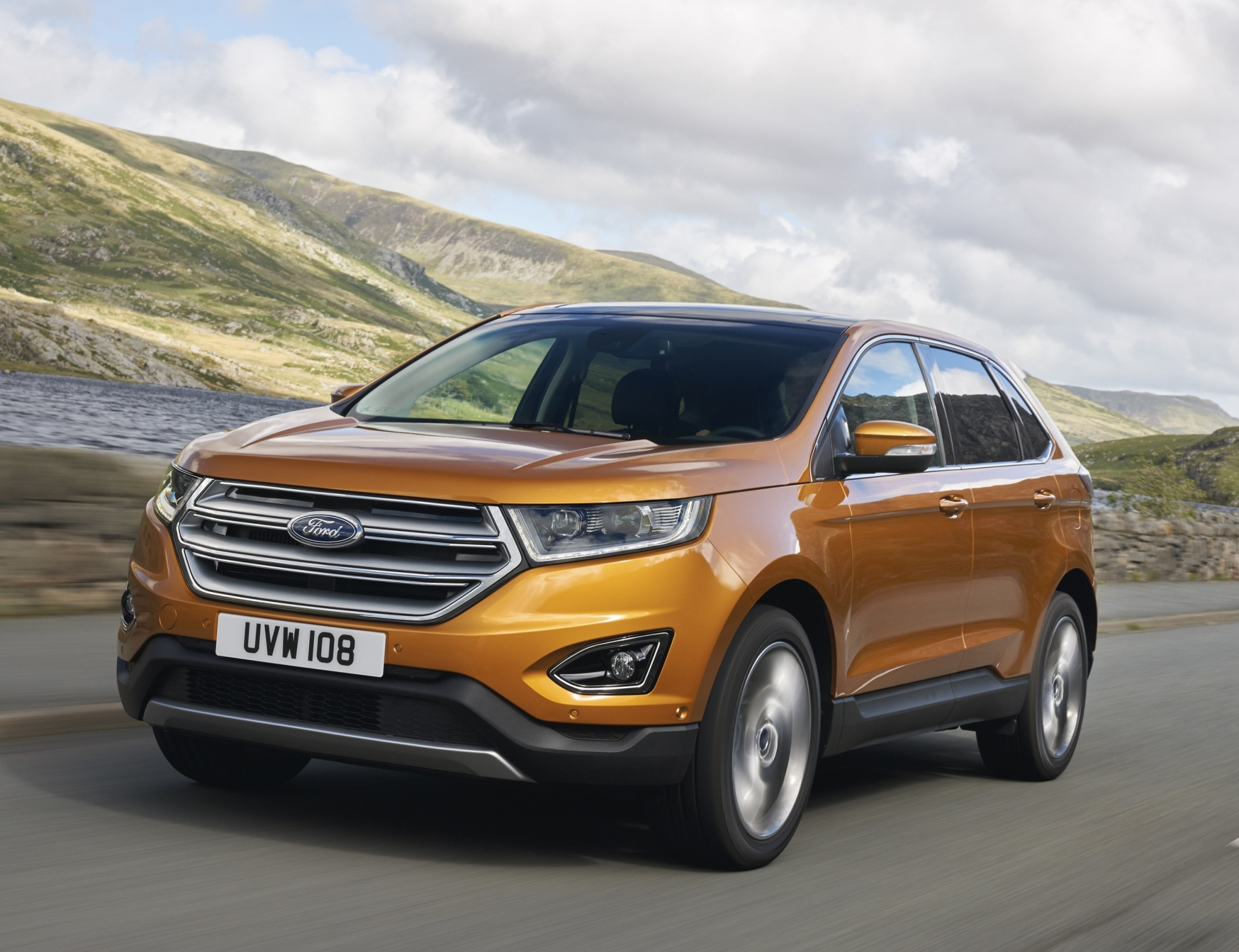 Ford Has The Edge With New Uk Vehicle Sales In