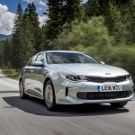 Kia Optima PHEV Hybrid Saloon Road Test – plus news on crucial changes from April 2017 to road tax and BIK tax