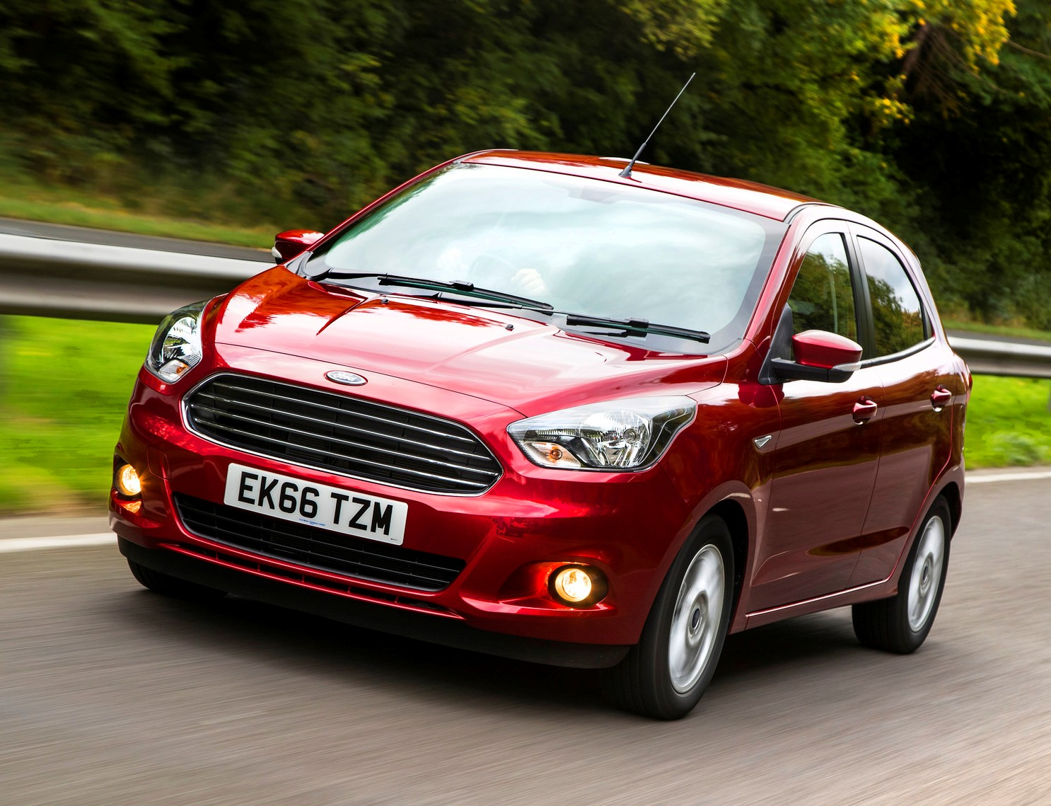 Babies Have A Habit Of Growing Up Just Like The New Ford Ka