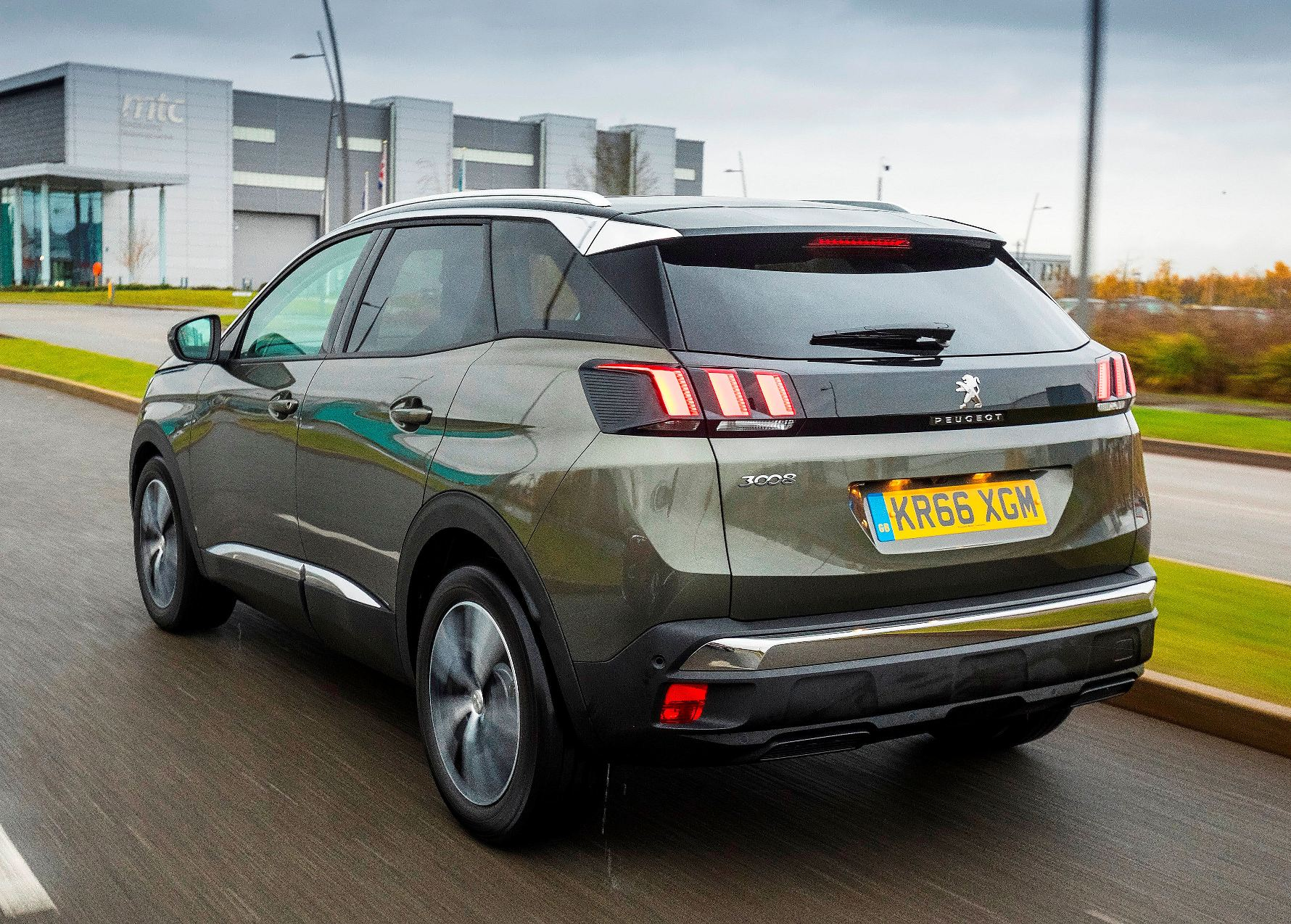 Low Cost Auto Insurance >> Peugeot 3008 SUV/Crossover Road Test – Wheels Alive