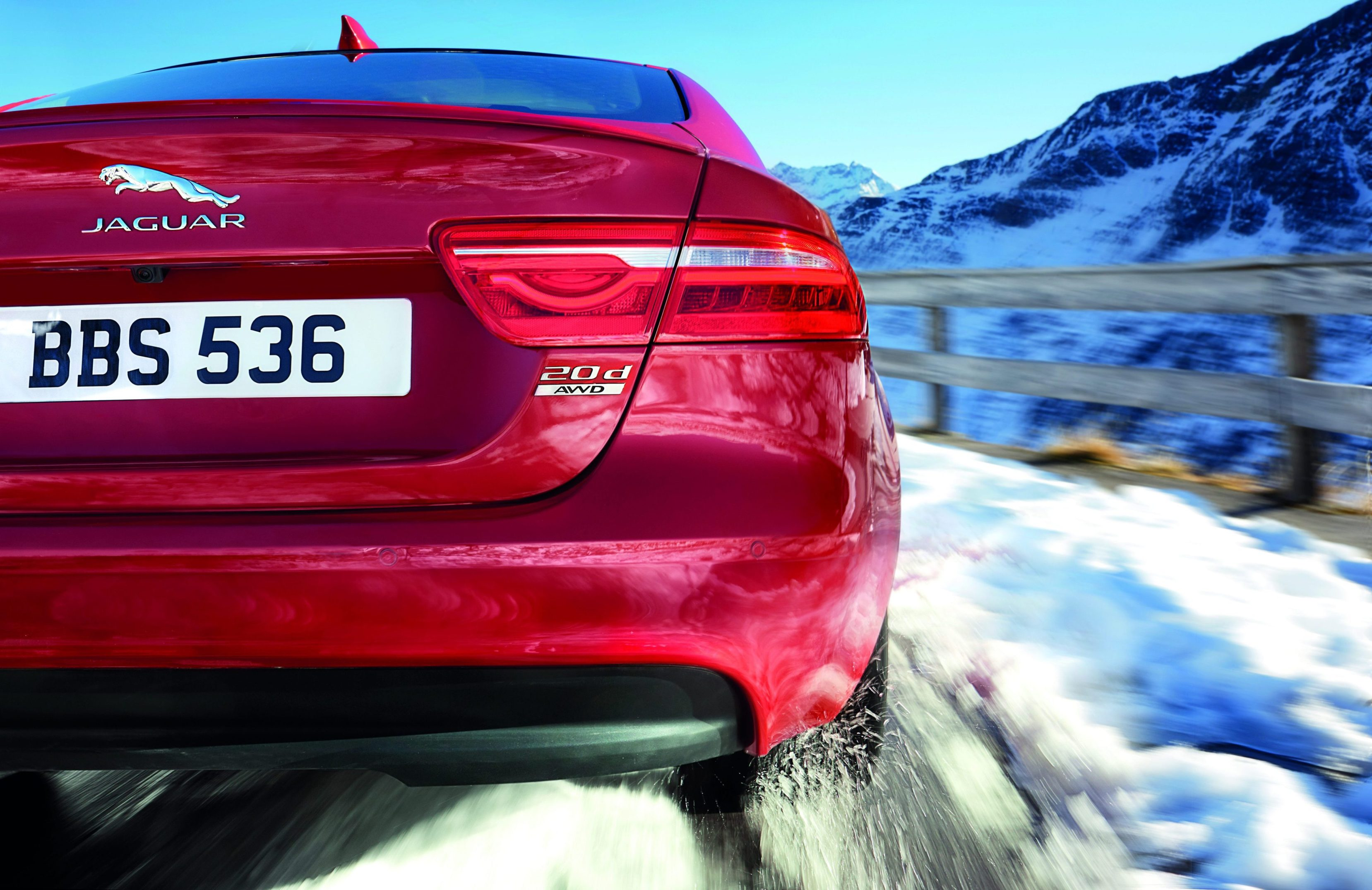 Wheels Alive All Wheel Drive Jaguar XE Road Test - All wheel drive jaguar