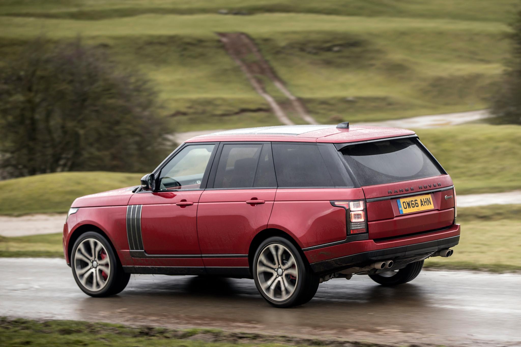 new 2017 range rover first impressions wheels alive. Black Bedroom Furniture Sets. Home Design Ideas