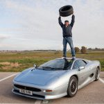 Jaguar XJ220 tyres available once more…