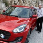 Suzuki New Swift First Impressions (and hot off the press Suzuki news)