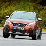 European Car of the Year 2017; Peugeot 3008 Road Test