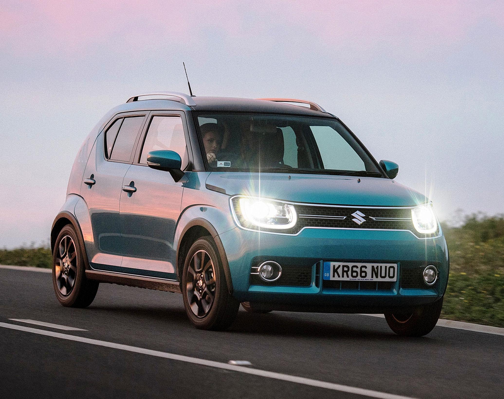 Suzuki Ignis Road Test Wheels Alive