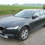Volvo V90 D4 AWD Cross Country – Kim's (brief) First Impressions