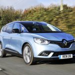 Renault Grand Scenic seven seater MPV Road Test
