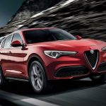 Bridgestone tyres for new Alfa Stelvio SUV