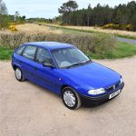 NEW SERIES! 'Golden Oldies'; Kim's Retrospective Road Test No. 1 – 1996 Vauxhall Astra 1.7 LS turbodiesel (Isuzu engine).
