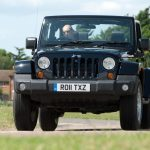 Latest Jeep Wrangler Road Test