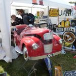 Beaulieu's 2017 Spring Autojumble enjoyed in sunshine…