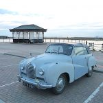 Motoring for Fun – 'Wirral Going on a Summer Holiday' (and to the Austin Counties Car Club Rally) – in a 1954 Austin A40 Somerset, says Kim