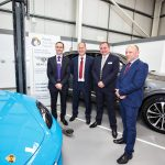 Poole Accident Repair showcases its high-tech facilities and abilities