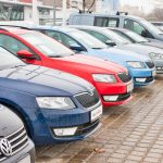Repair costs compared between different makes within the Volkswagen Group
