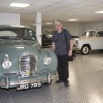 Wheels-Alive's Kim Henson visits… An amazing collection of classic vehicles at Studio434 in Hertfordshire…