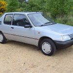 'Golden Oldies'; Retrospective Road Test No. 2 – 1991 Peugeot 205 1.1 Trio S.
