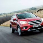 Updated Ford Kuga Road Test