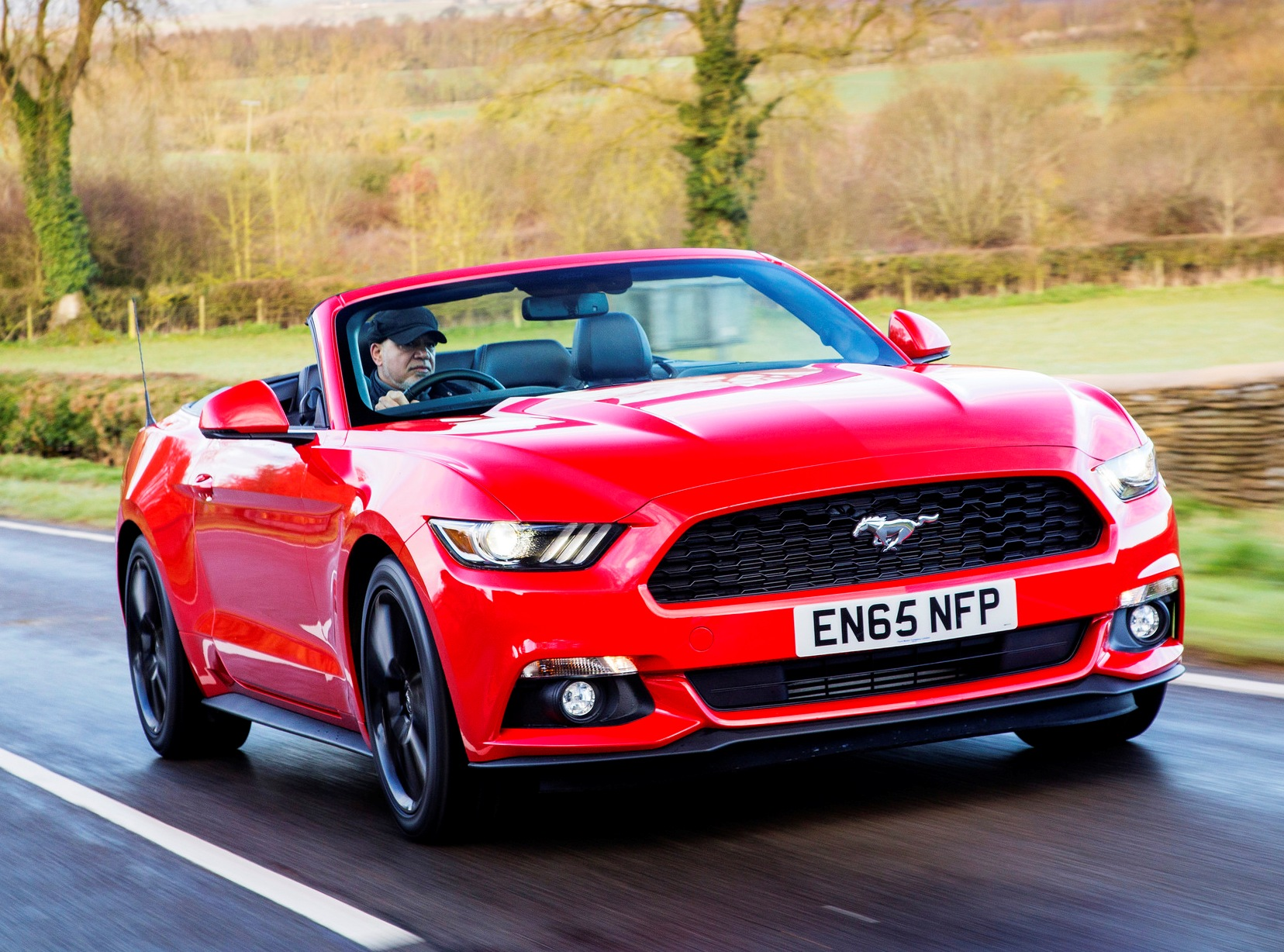Must Have a Mustang Continues…