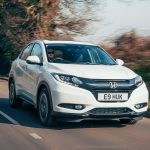 Honda HR-V Compact SUV/Crossover Road Test