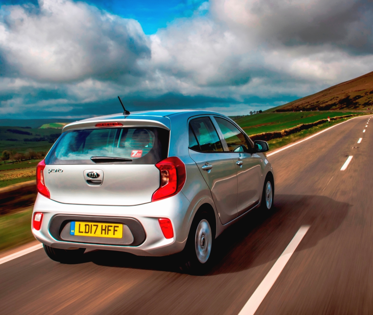 Kia Picanto 2 5 Door Hatchback: Kia News (their Cars Are Selling Well…) And New Picanto