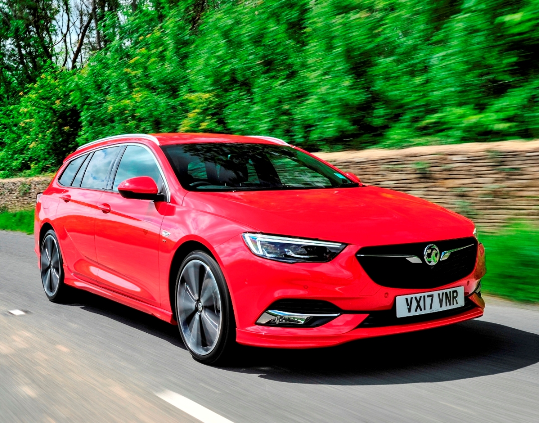 New Vauxhall Insignia Sports Tourer – First Impressions